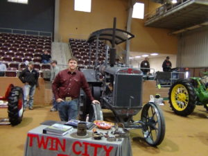 Grand Champion 1929 Twin City