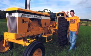 Dale Laedtke and his U302